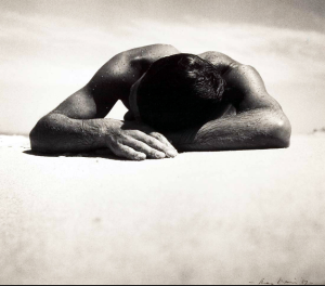 The Sunbaker by Max Dupain 1937